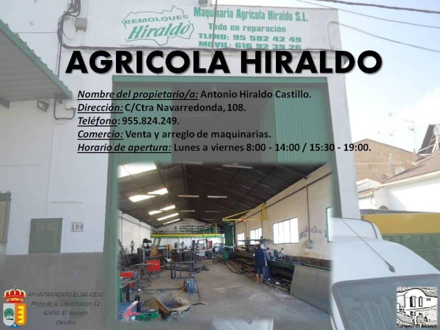 Agricola Hiraldo