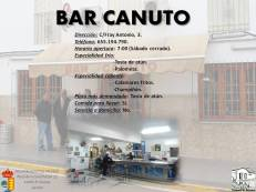 Bar canuto
