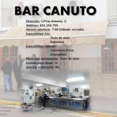 Bar canuto