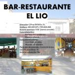 BAR RESTAURANTE EL LIO