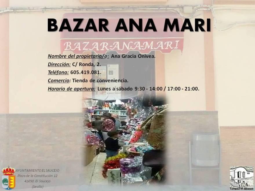 Bazar Ana Mari