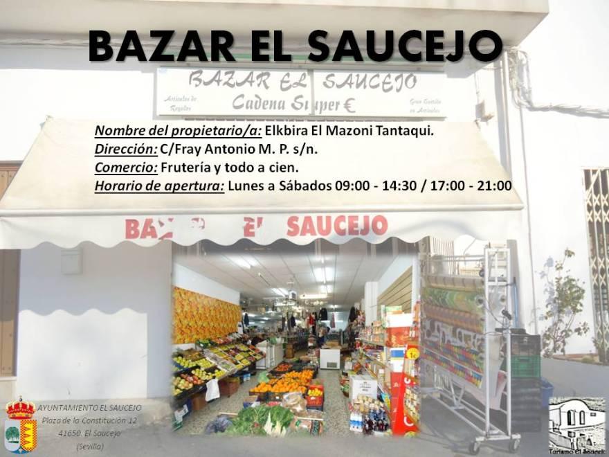 Bazar El Saucejo