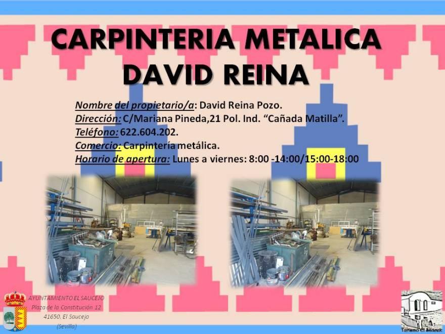 Carpinteria David Reina