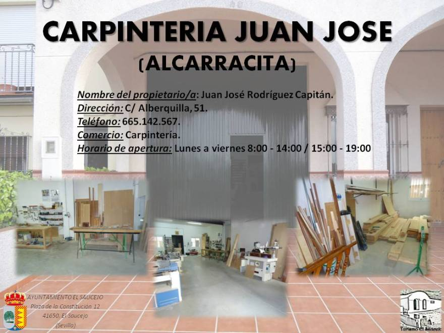 Carpinteria Juan Jose