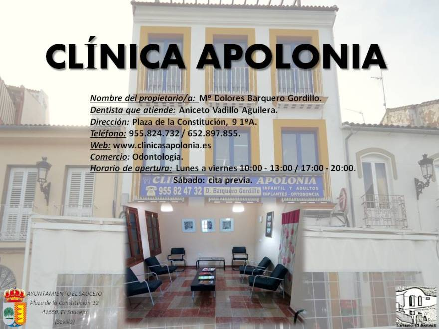 Clínica Dental Apolonia