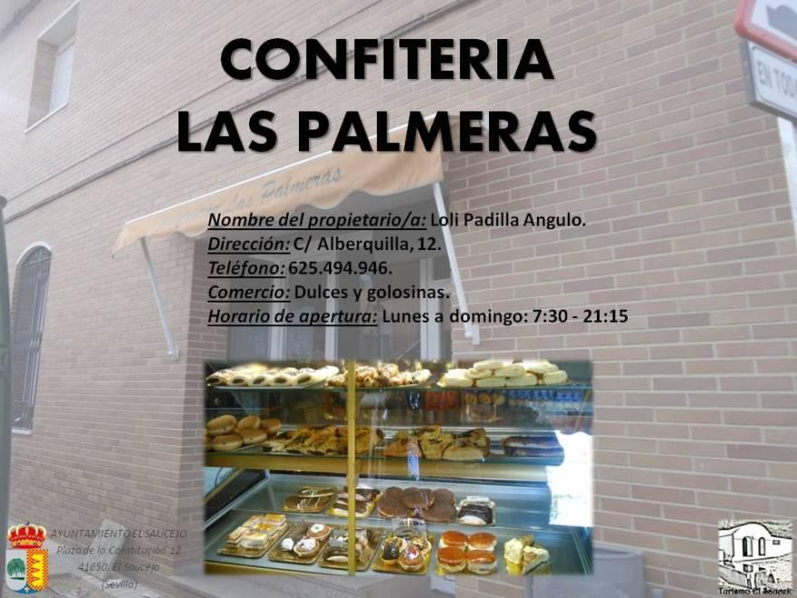 Confitería Las Palmeras
