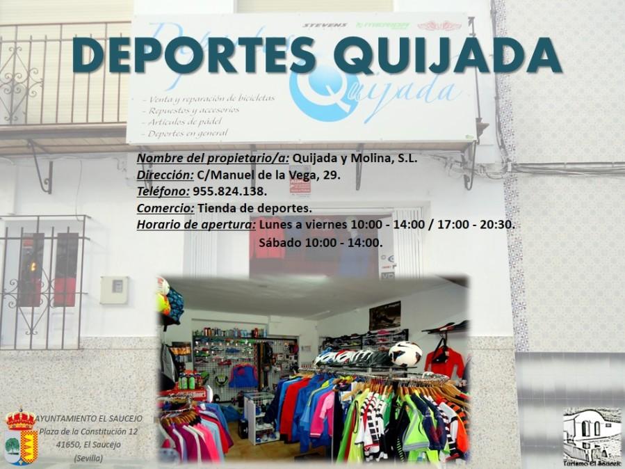 Deporte Quijada