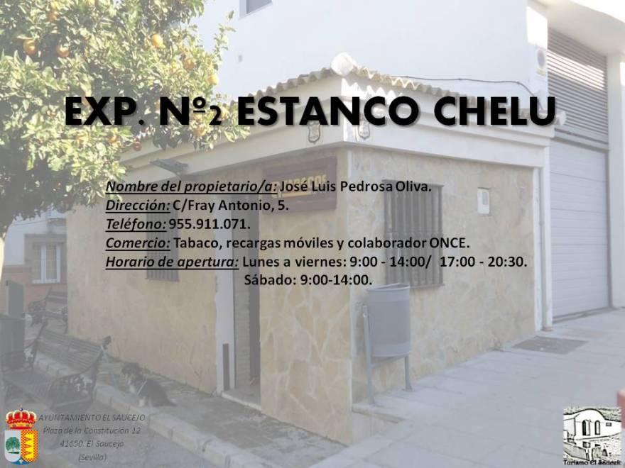 Estanco Chelu