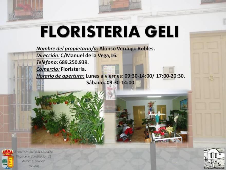 Floristería Geli