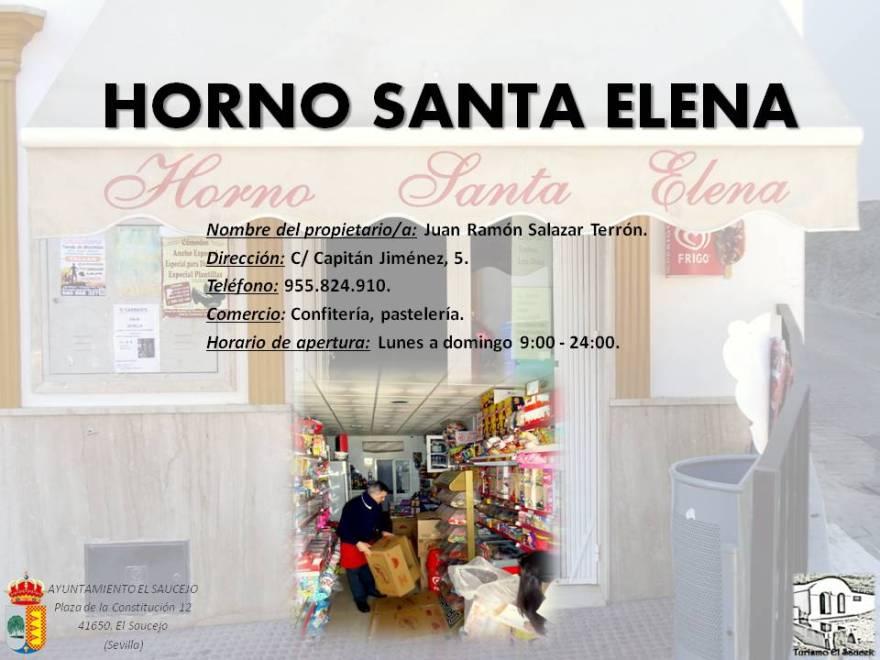 Horno Santa Elena