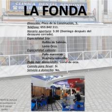 LA FONDA