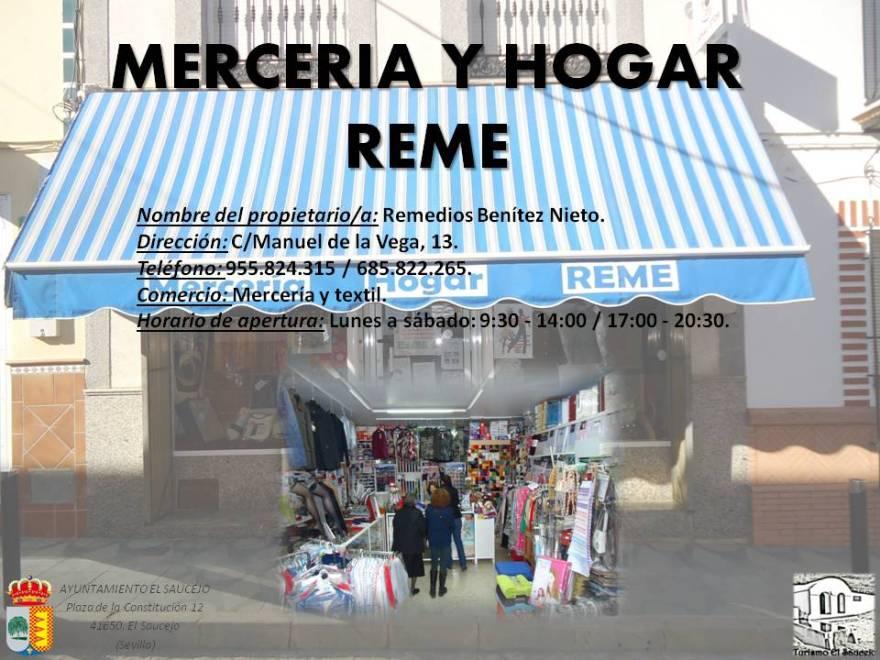 Merceria y Hogar Reme