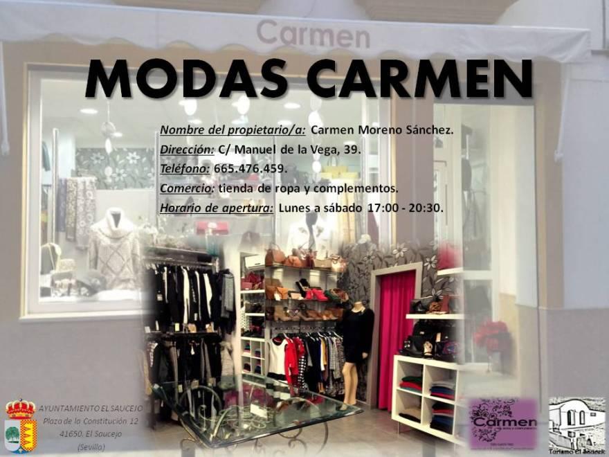 Modas Carmen