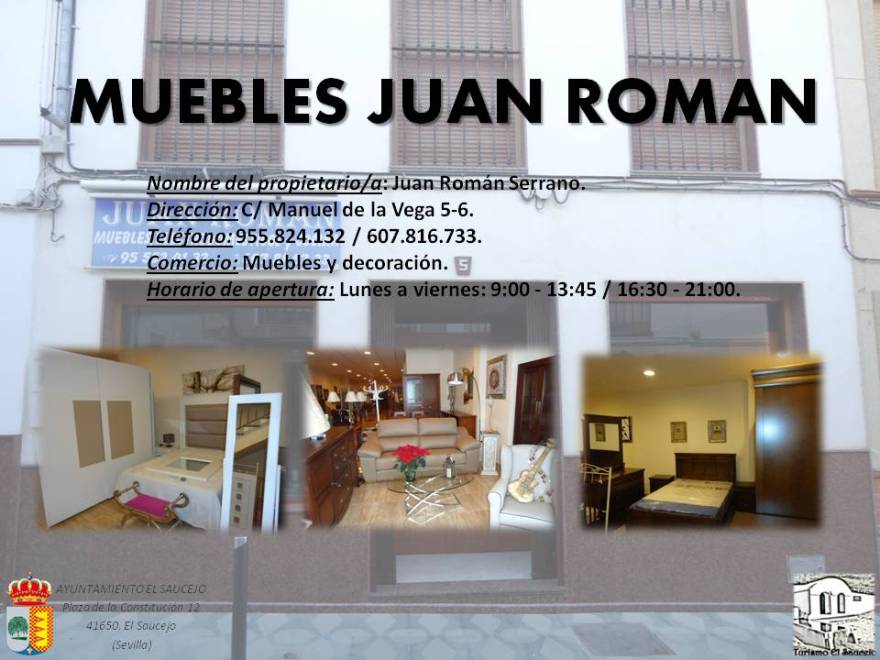 Muebles Juan Roman