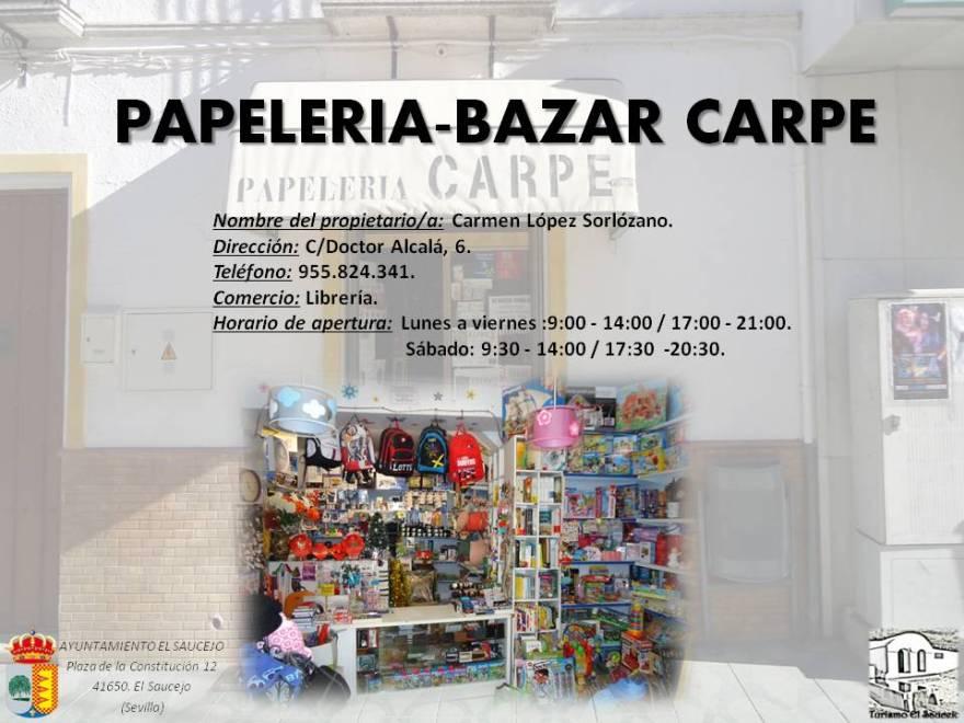 Papeleria Carpe