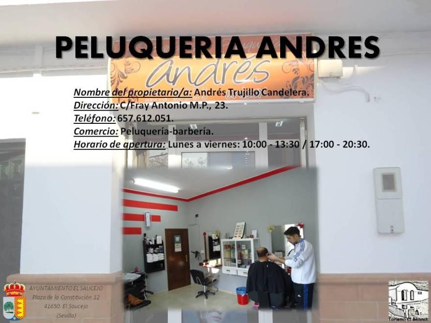 Peluquería Andres