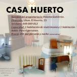 Piso Casa Huerto
