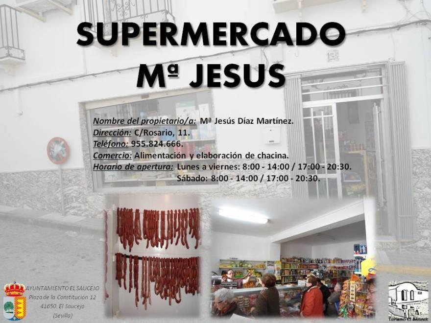 Supermercado Mª Jesús