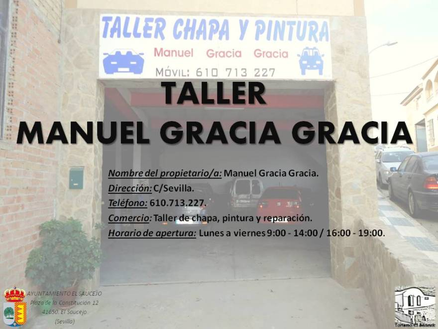 Taller Manuel Gracia