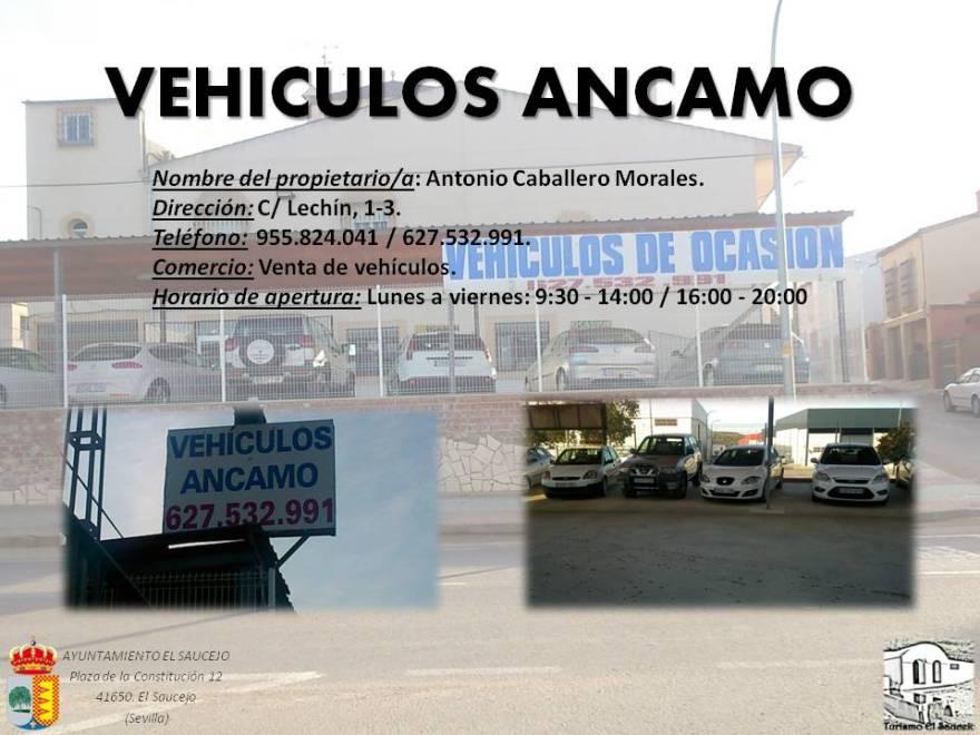 Vehiculos Ancamo