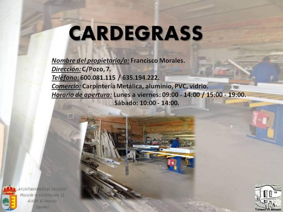 Cardegrass