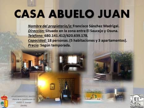 CASA ABUELO JUAN