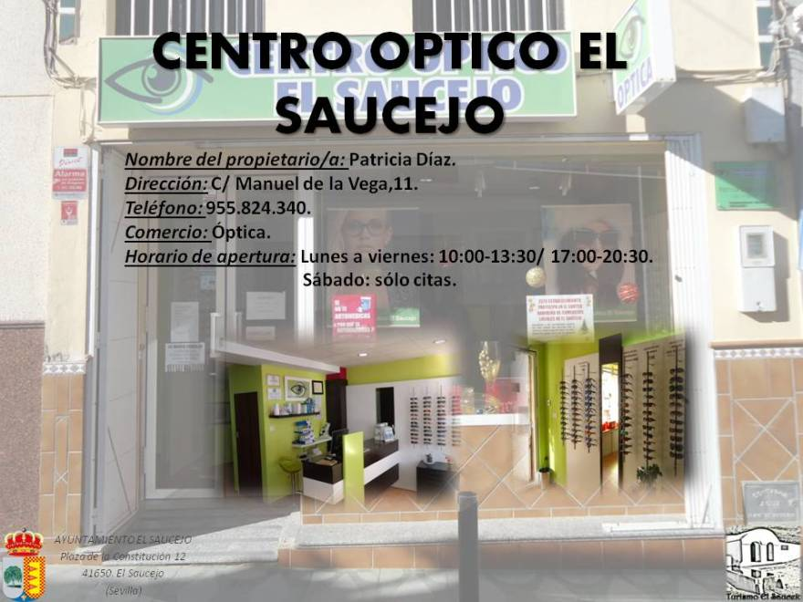 centro optico saucejo