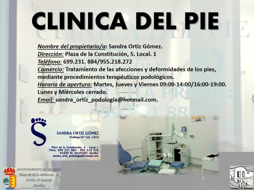 Clinica de Pie
