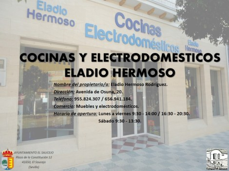 Cocinas y Electrodomésticos Eladio