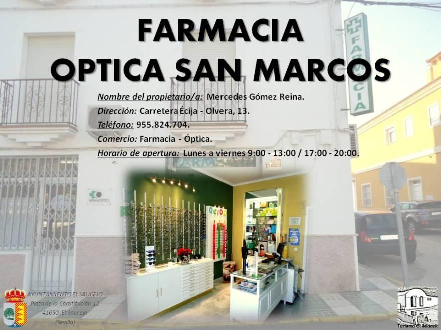 Farmacia - Optica