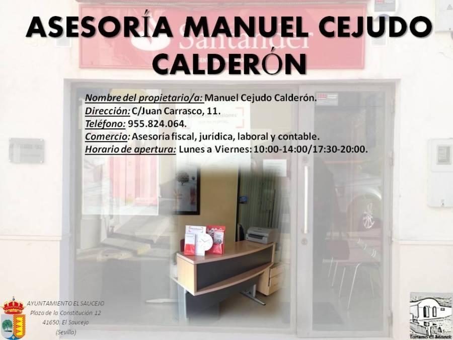 NUEVO ASESORÍA MANUEL CEJUDO CALDERÓN.