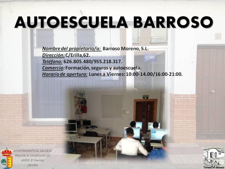 NUEVO AUTOESCUELA BARROSO