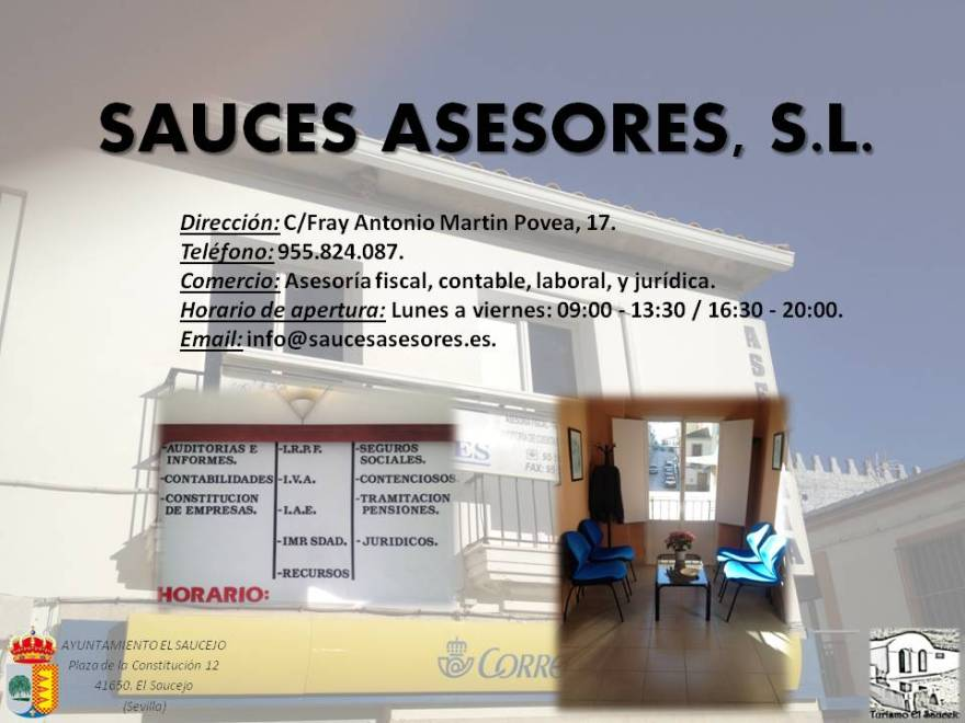 Sauces Asesores SL