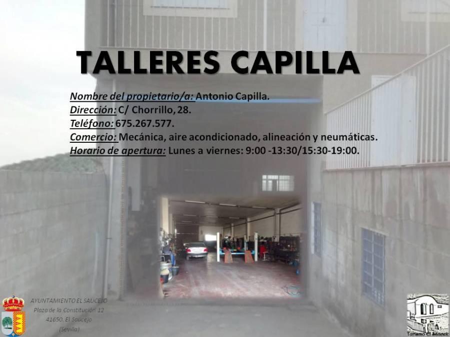 Talleres capilla