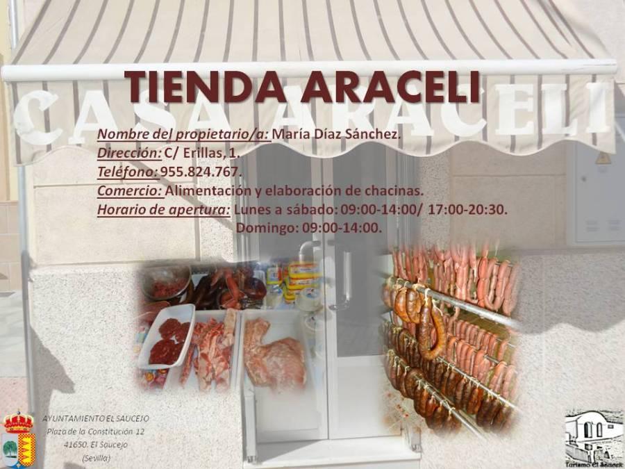 Tienda Araceli