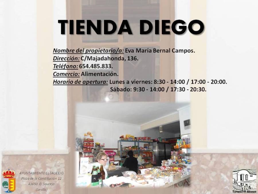 Tienda Diego