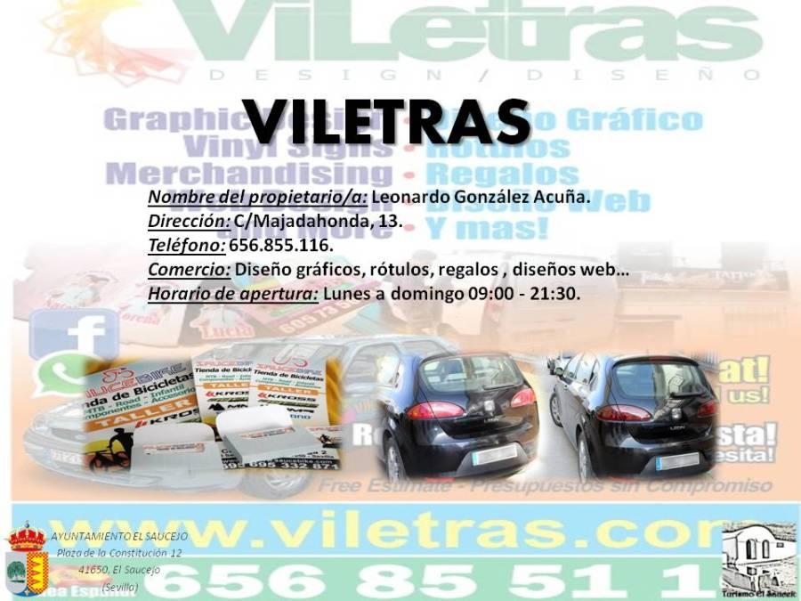 Viletras