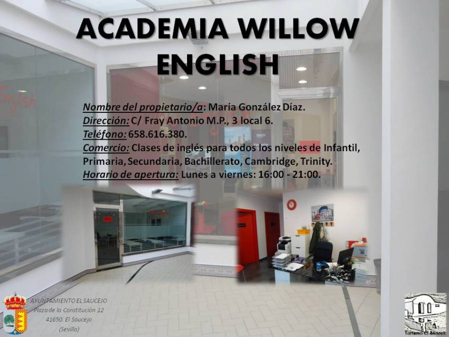 Willow English