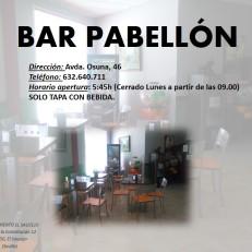 BAR PABELLON