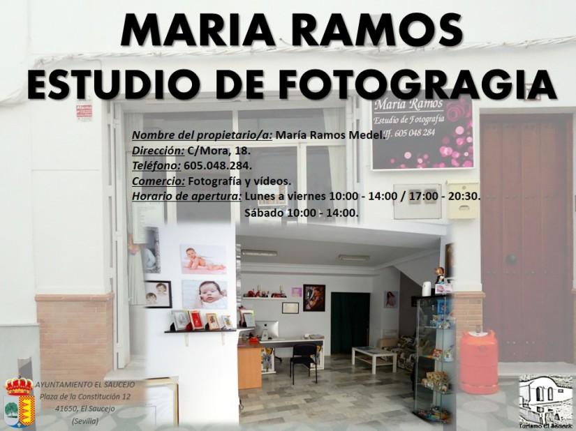 María Ramos Estudios de Fotografía